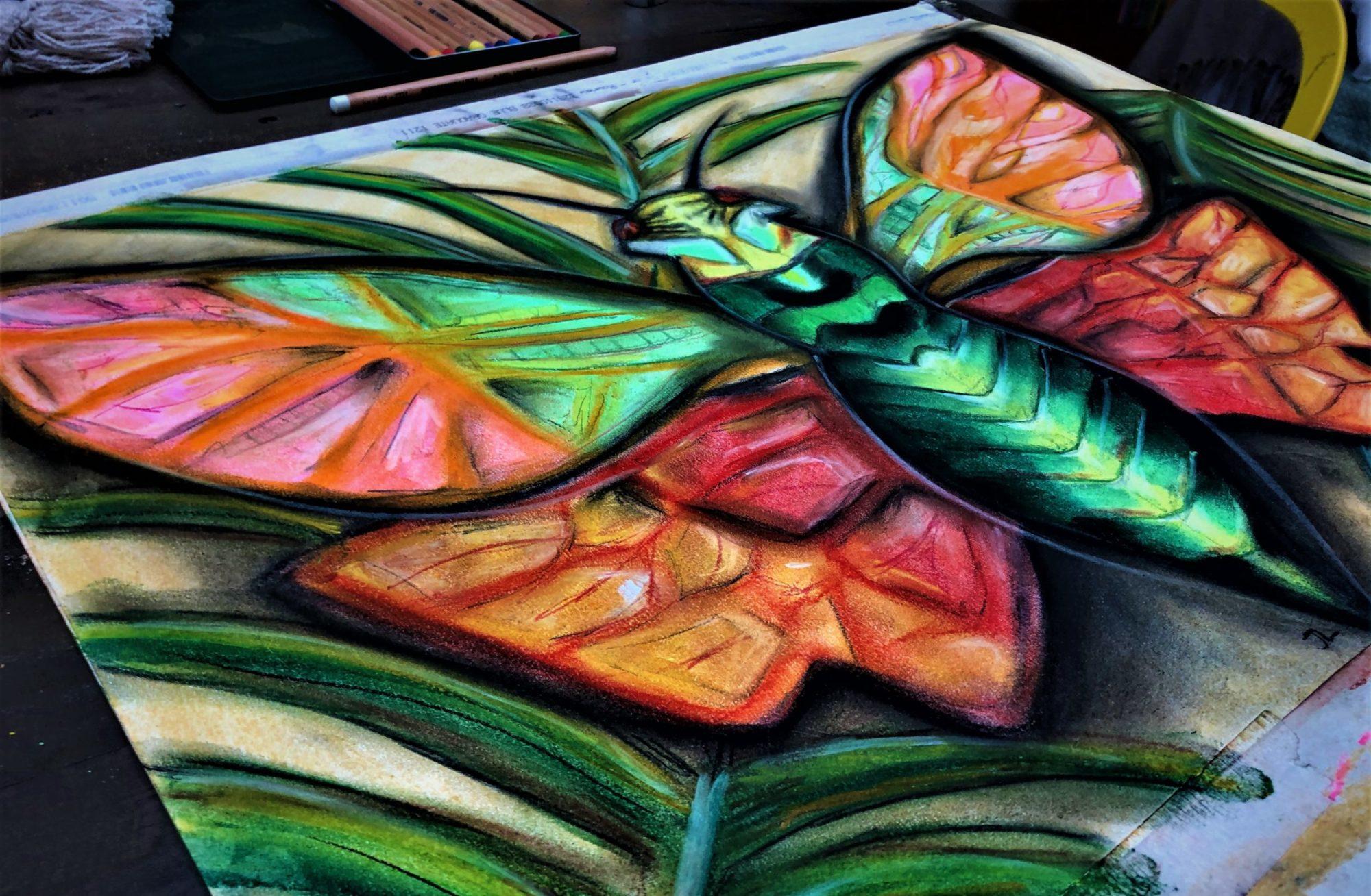 Jane Leaver Art